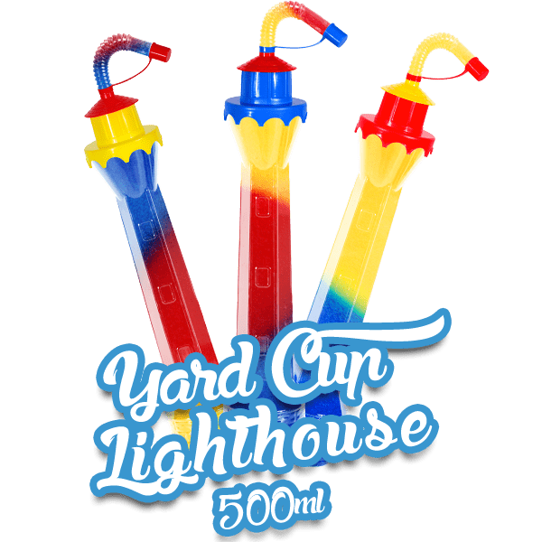 Yard Cup Lighthouse - Standard 350ml