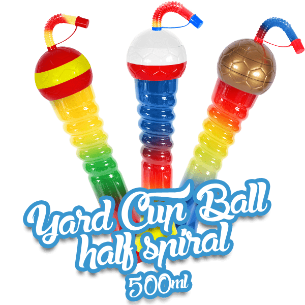 Yard Cup Ball - Half Spiral 500ml