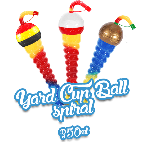 Yard Cup Ball - Spiral 350ml