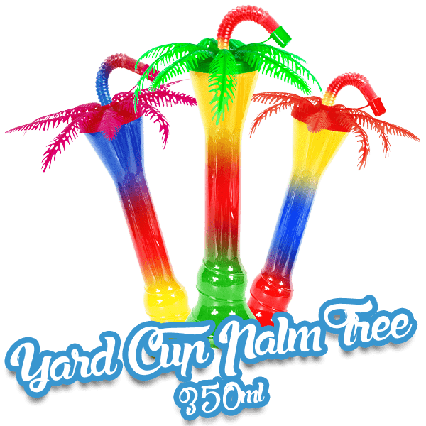 Yard Cup Palm Tree - Standard 350ml