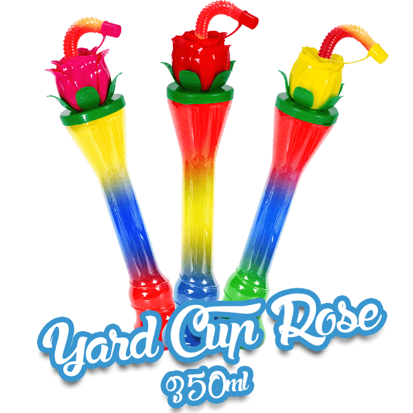 Yard Cup Rose - Standard 350ml