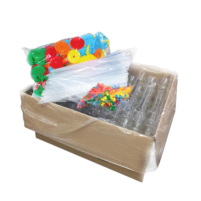 Pudełko z kielichami do granity