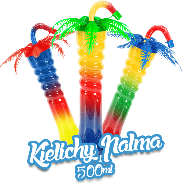 Kielich Palma - Półspirala 500 ml