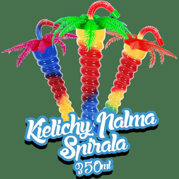 Kielichy Palma Spirala 350ml
