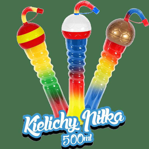 Kielich Piłka - Półspirala 500 ml