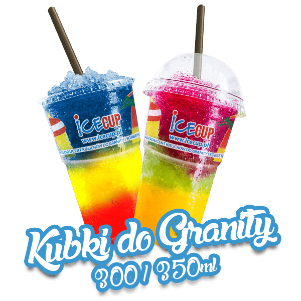 Kubki do granity 300/350ml