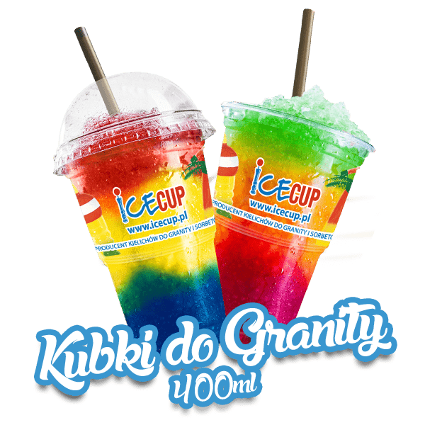 Kubki do granity 400ml